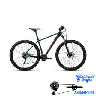 دوچرخه کیوب مدل اتنشن سایز 29 CUBE ATTENTION 2016