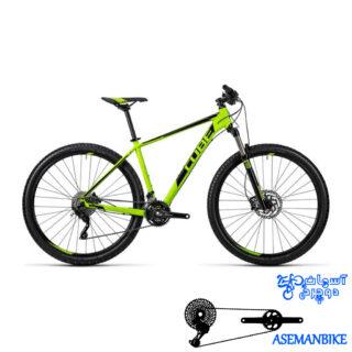 دوچرخه کیوب مدل اتنشن اس ال سایز 27.5 CUBE ATTENTION SL 2016