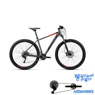 نمایندگی دوچرخه کیوب مدل اتنشن اس ال سایز 29 CUBE ATTENTION SL 2016