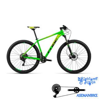 دوچرخه کیوب مدل ال تی دی پرو سایز 27.5 CUBE LTD PRO 2x 2016