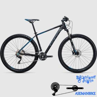دوچرخه کوهستان کیوب مدل اتنشن سایز 29 CUBE Off Road ATTENTION 2017 27.5