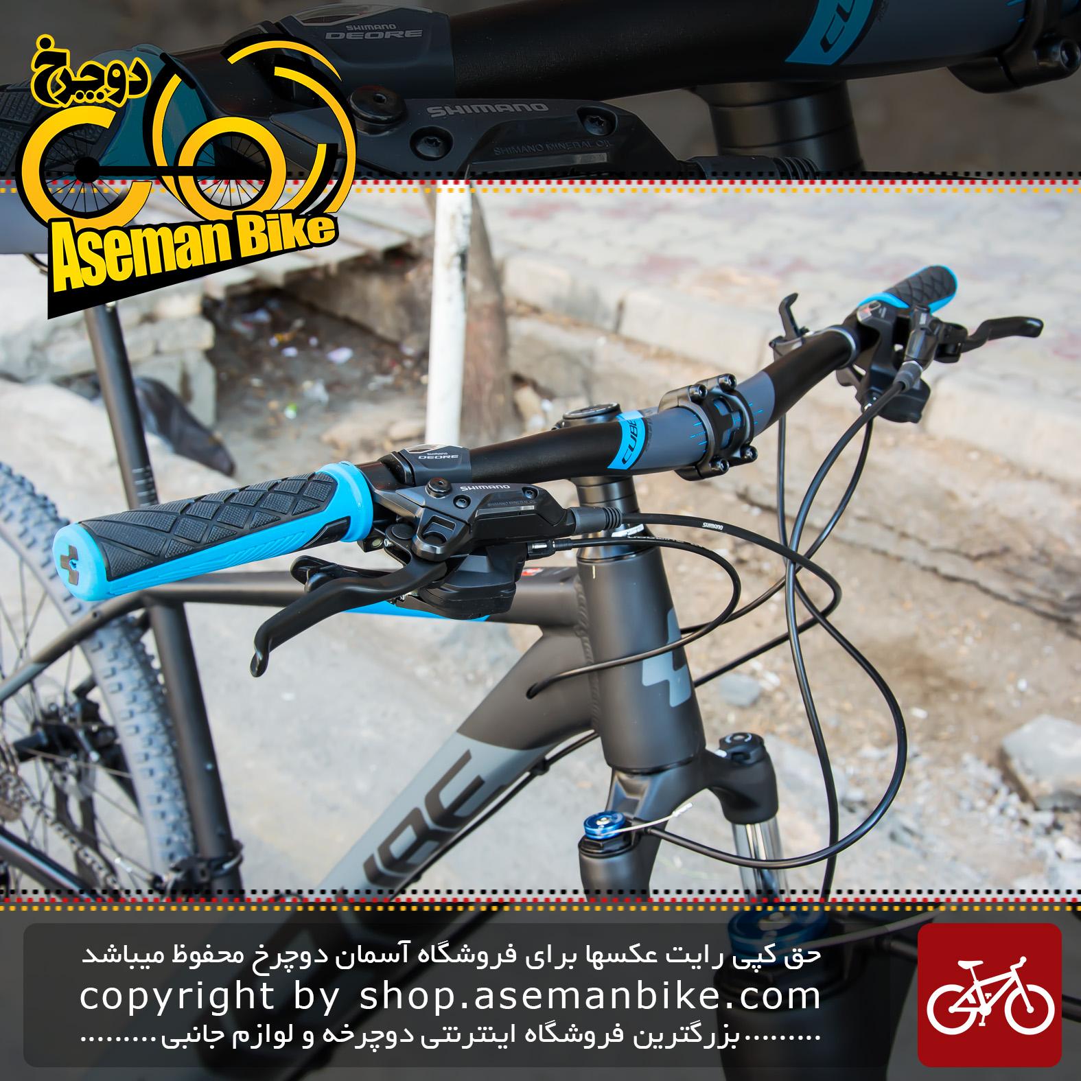 دوچرخه کوهستان کیوب مدل اتنشن سایز 27.5 2018 CUBE Off Road ATTENTION 2018 27.5