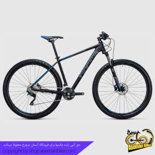 دوچرخه کوهستان کیوب مدل اتنشن سایز 27.5 2017 مشکی آبی CUBE Off Road ATTENTION 27.5 2017 27.5