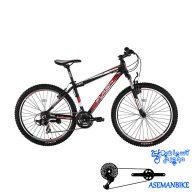 دوچرخه کوهستان فلش مدل اف 20 سایز ۲۶ Flash Mountain Bike F20 26