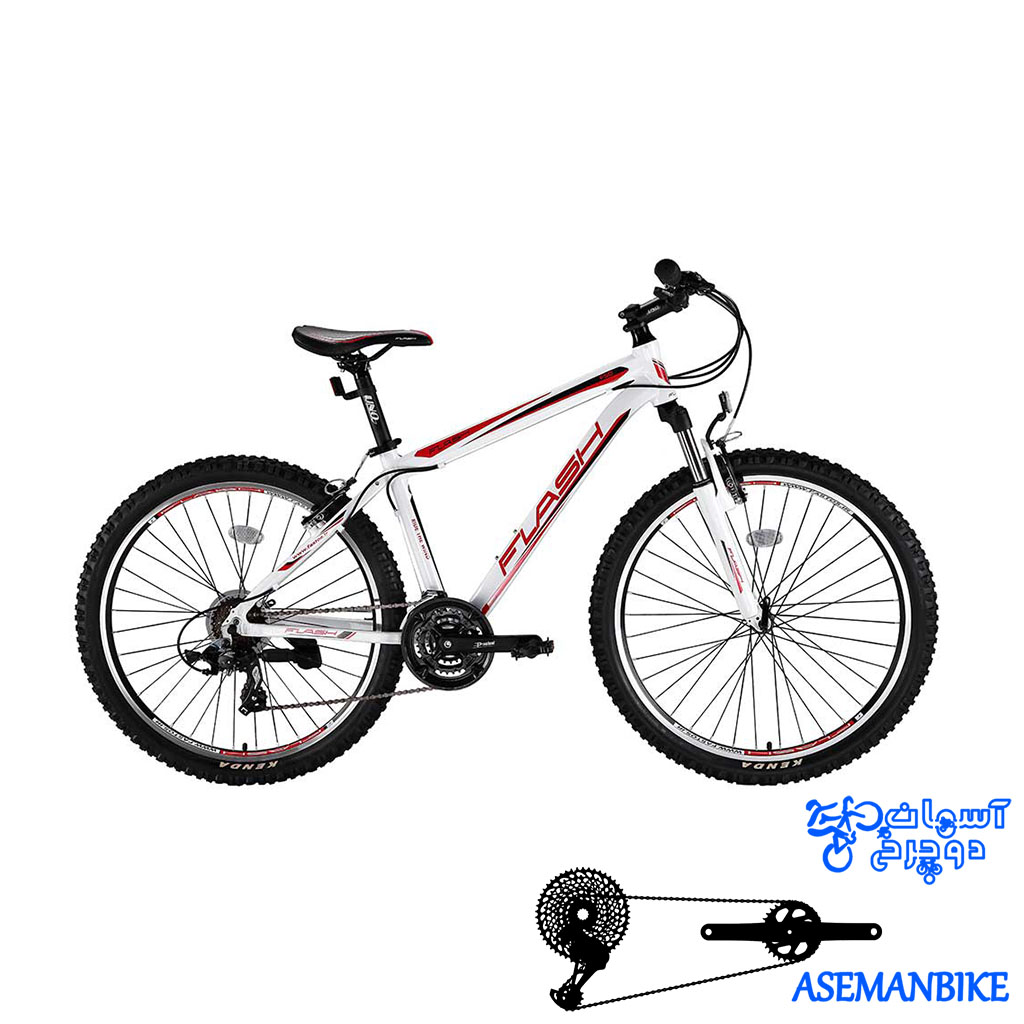 دوچرخه فلش مدل اف 50 سایز 26 Flash F50 2016