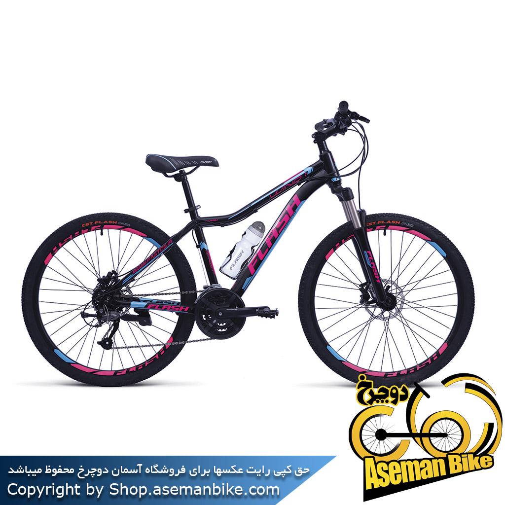 دوچرخه کوهستان و شهری فلش مدل ویند1 سایز 26 Flash Wind1