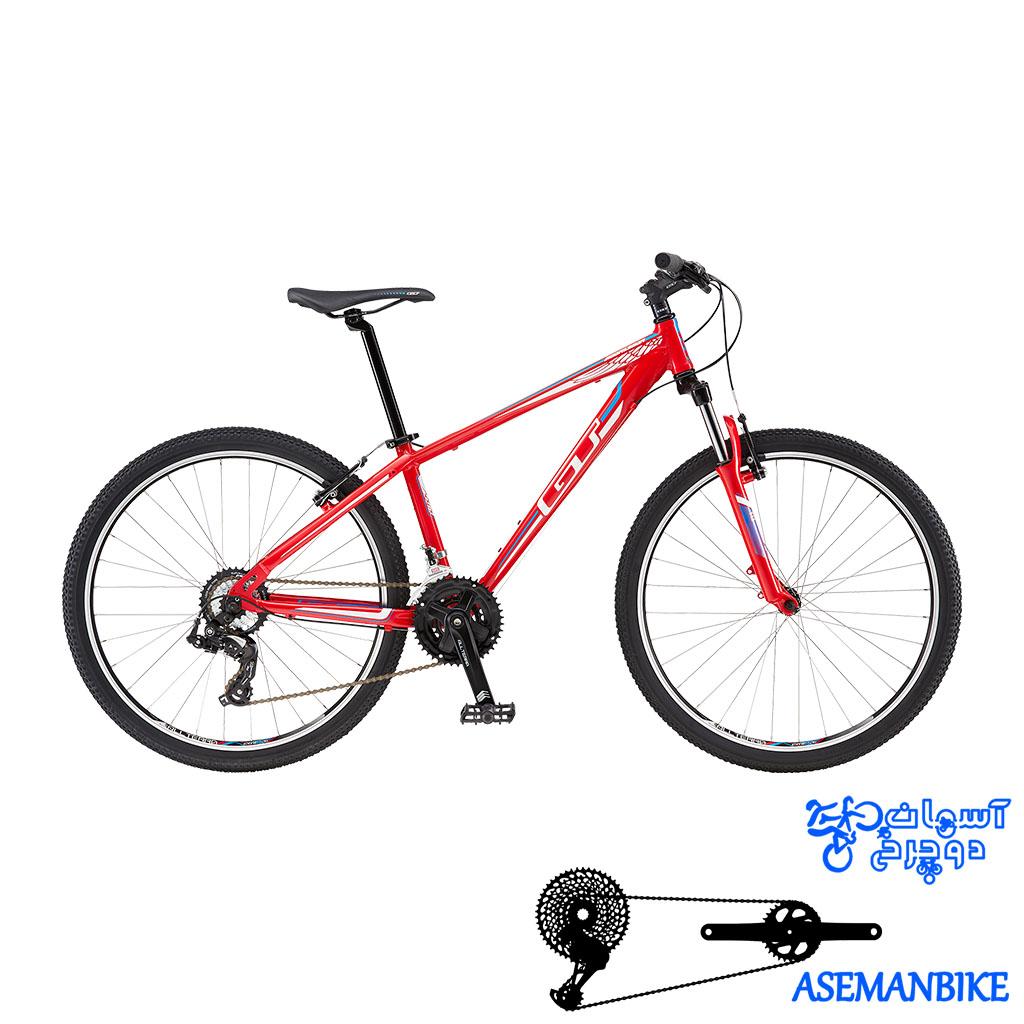 دوچرخه کوهستان جی تی اگرسور سایز 26 GT Aggressor 2016