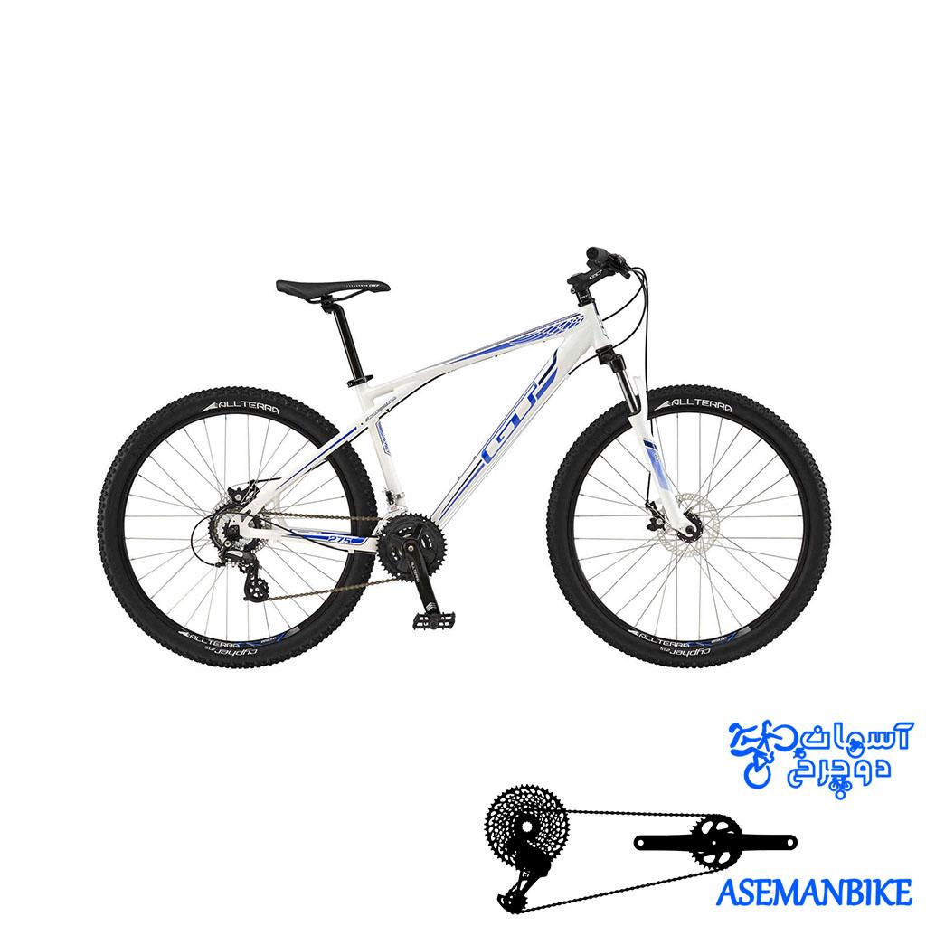 دوچرخه کوهستان جی تی اگرسور سایز 27.5 GT Aggressor Comp 2016