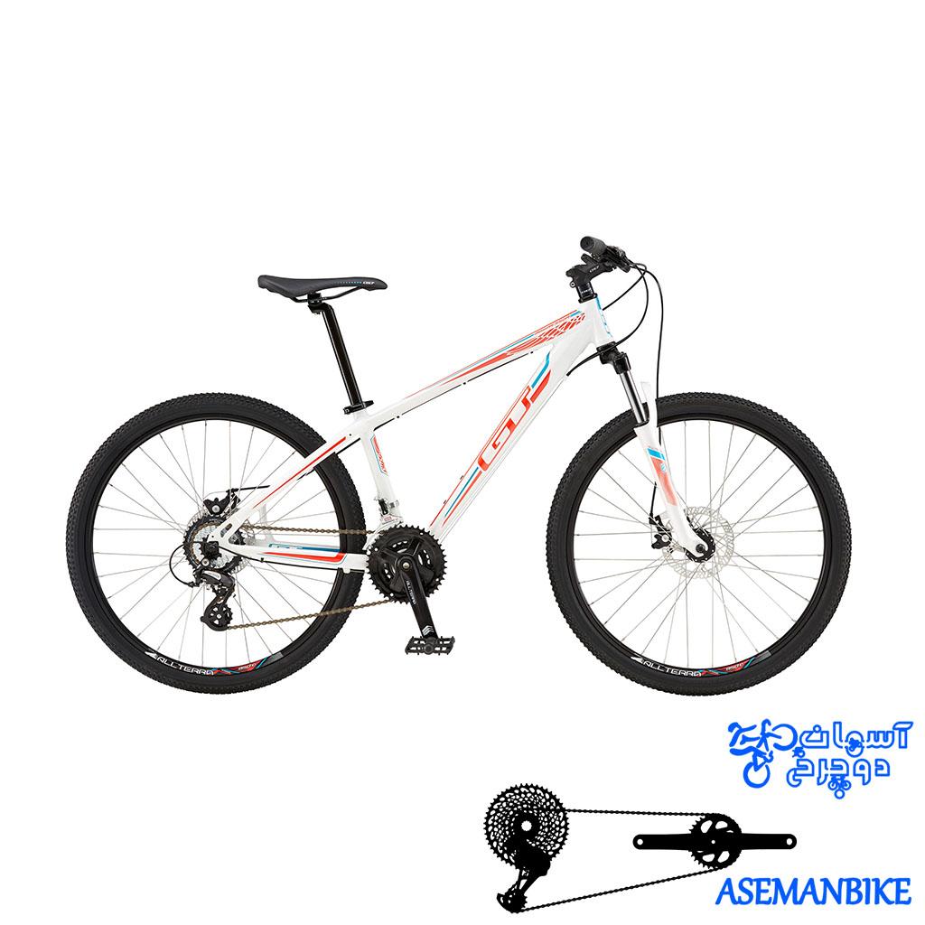 دوچرخه کوهستان جی تی اگرسور دیسک سایز 26 GT Aggressor Disc 2016