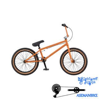دوچرخه بی ام ایکس جی تی دی ال اس وای سایز ۲۰ GT BMX DLSY XL 2015