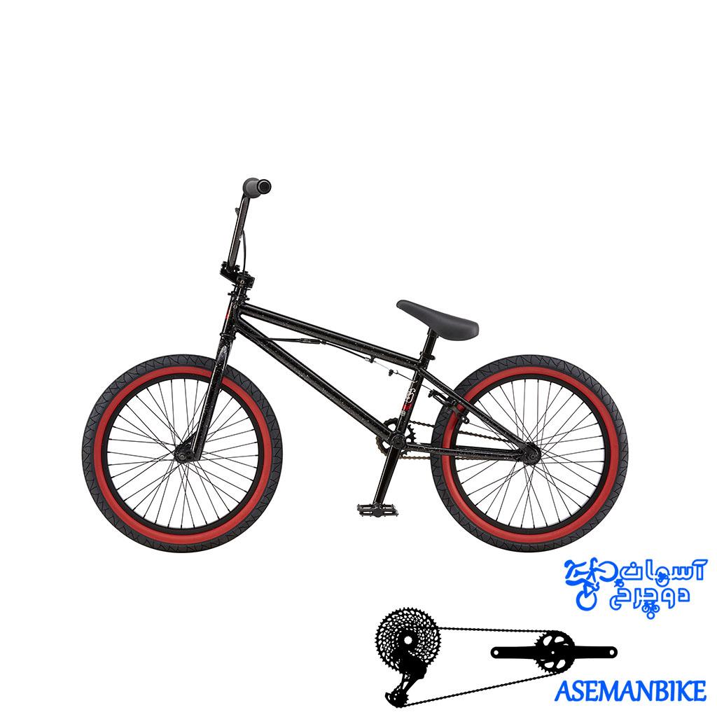 دوچرخه بی ام ایکس جی تی اسلمر سایز ۲۰ GT BMX Slammer 2015