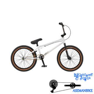 دوچرخه بی ام ایکس جی تی وایس سایز ۲۰ GT BMX WISE XL 2015