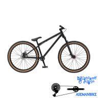 دوچرخه جامپ جی تی روسکوز دی جی زیرو سایز 26 2015 GT Ruckus DJ Zero Bike
