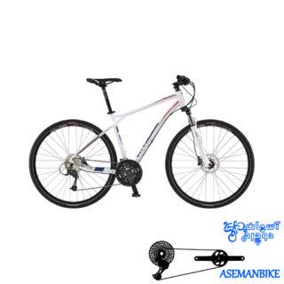 دوچرخه شهری جی تی ترانسو 2 700C GT Transeo 2.0 2016