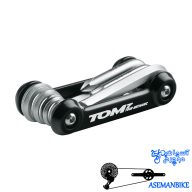 آچار آلن اس کی اس آلمان مدل تولز تام 7 کاره SKS Germany Allen Tools TOM 7