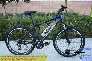 دوچرخه کوهستان اورلورد مدل او وی 110 سایز 27.5 2017 Overlord Bicycle OV110 27.5 2017