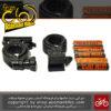 ست چراغ جلو و عقب دوچرخه کاتای سایکل مدل 982 و 905 Bicycle Light Set Front And Rear Cathay Cycle AN982+905T