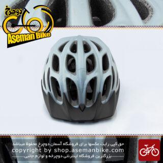 کلاه دوچرخه سواری جاینت مدل ریلم خاکستری مات سایز 54-50سانتی متر Giant Bicycle Helmet REALM Matte GREY size 50-54 cm