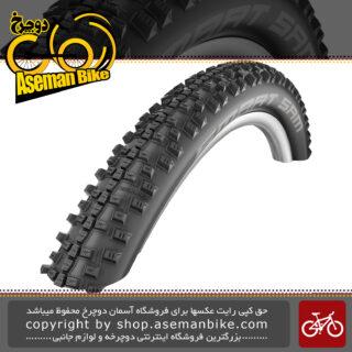 لاستیک کوهستان شوالب اسمارت سم کی گارد سایز 27.5 در 2.10 Schwalbe Tire Smart Sam K-Guard 27.5x2.10
