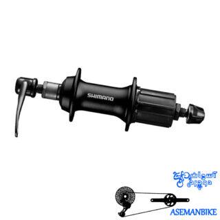 توپی عقب دوچرخه شیمانو آسرا اچ بی تی 3000 Shimano ACERA HB-T3000