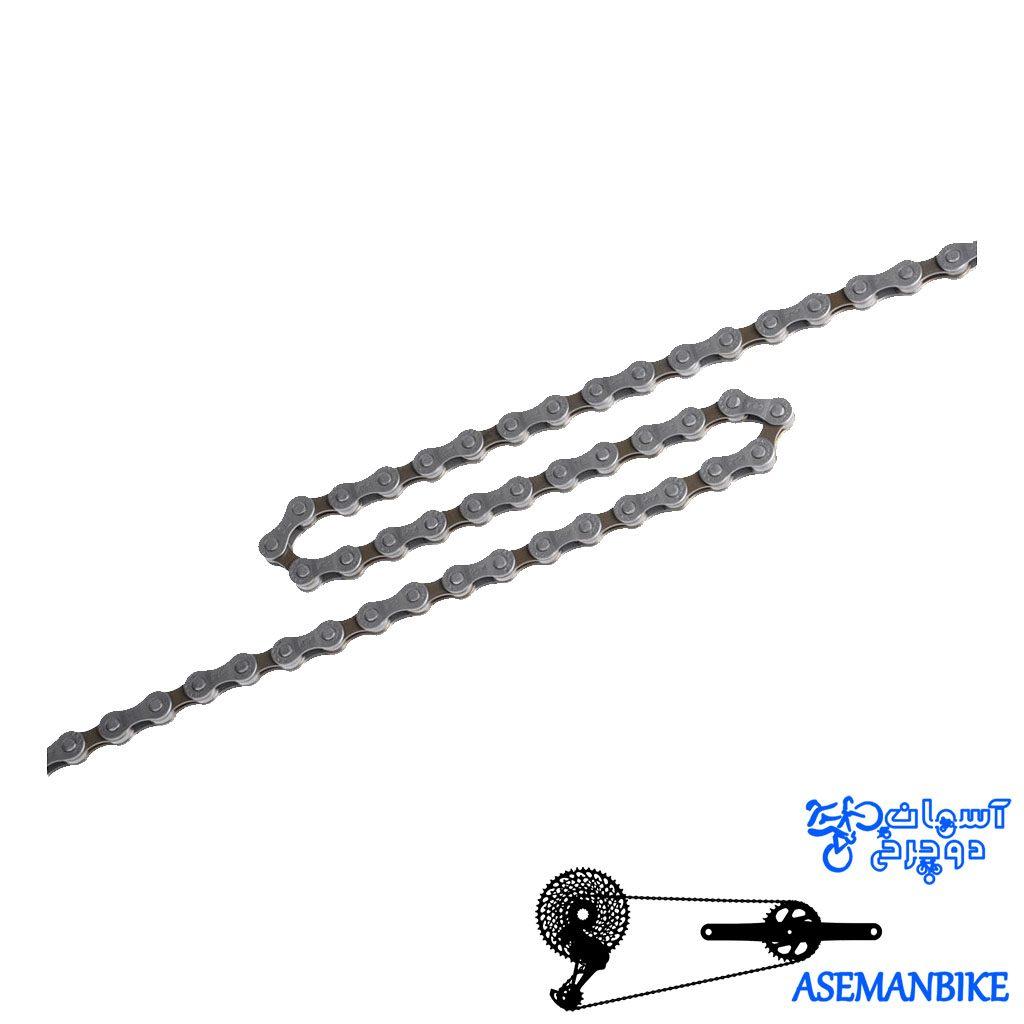 زنجیر دوچرخه هشت/هفت سرعته شیمانو الیویو Shimano CN-HG40 8/7