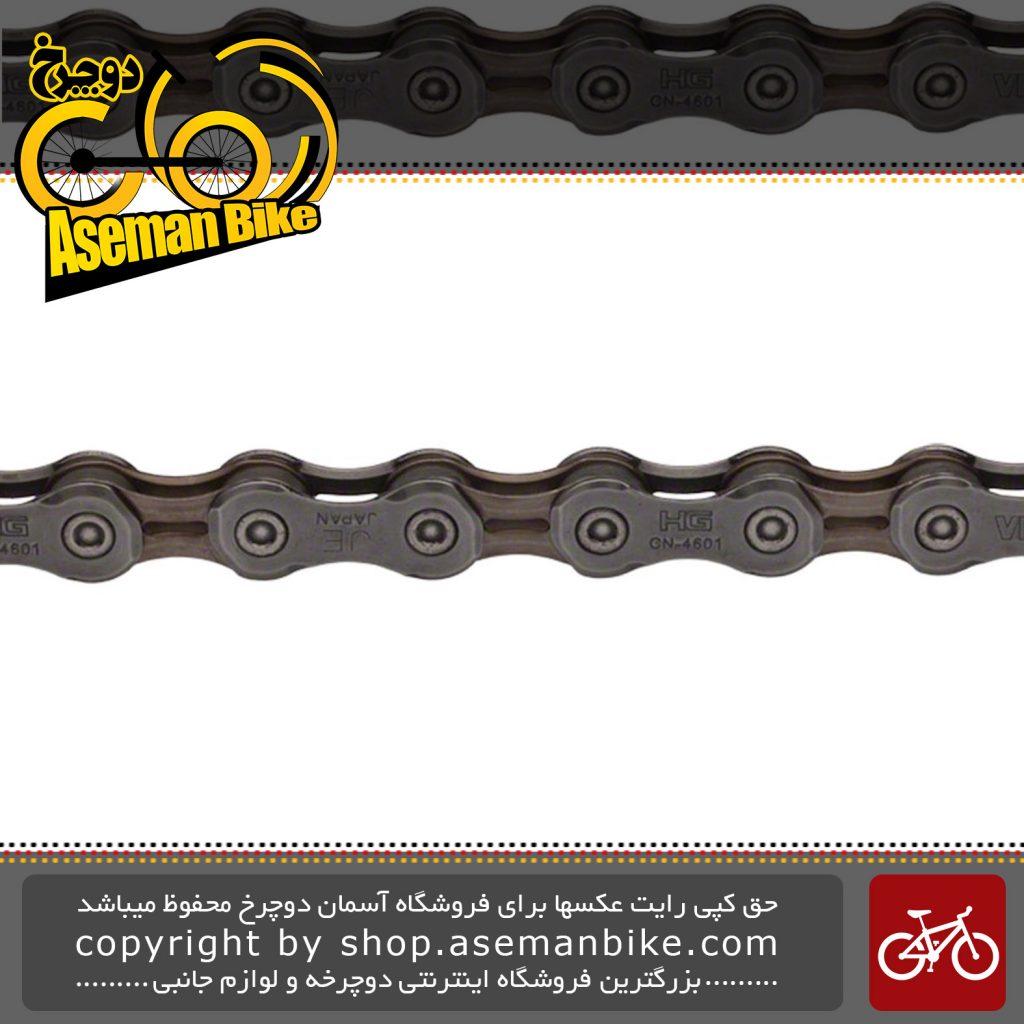 زنجیر دوچرخه ده سرعته شیمانو تیاگرا Shimano Chain Tiagra CN-4601 10-SP