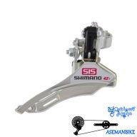 طبق عوض کن دوچرخه شیمانو تورنی Shimano FD-TY10 31.8mm