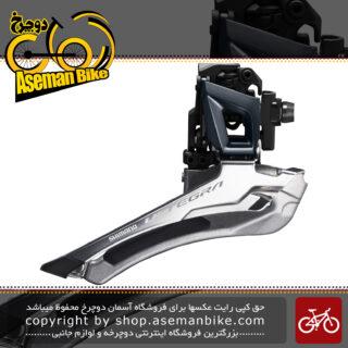 طبق عوض کن دوچرخه شیمانو التگرا آر 8000 Shimano Ultegra FD-R8000-F Front Derailleur (2x11-speed)