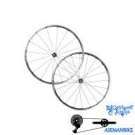 طوقه کامل دوچرخه شیمانو کربن Shimano WH-RS81-C24-CL CARBON