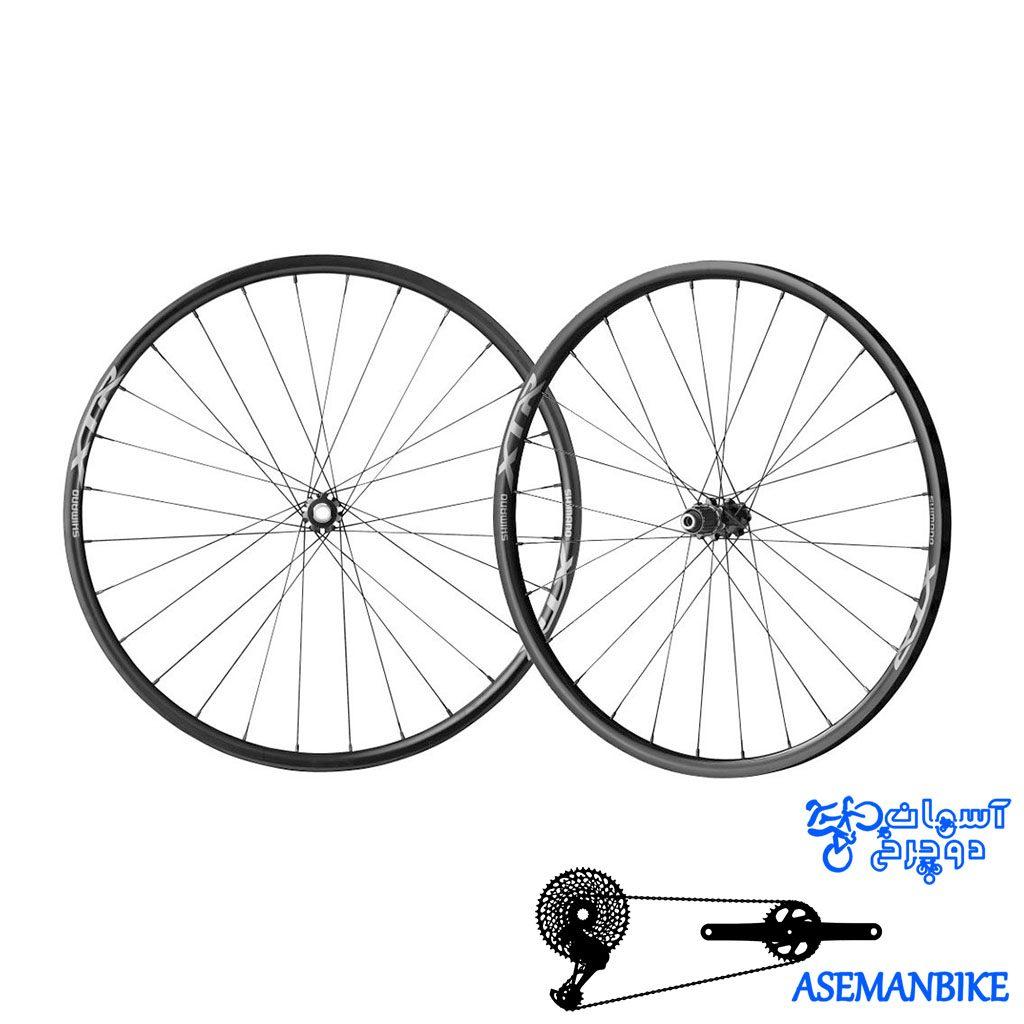طوقه کامل دوچرخه شیمانو ایکس تی ار Shimano XTR 27.5 WH-M9000