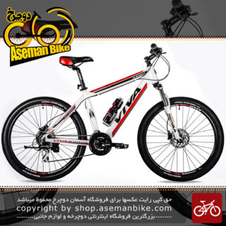 دوچرخه کوهستان شهری ویوا مدل المنت دیسکی سایز 26 2018 Viva Mountain Bicycle Element 2 Disc 26 2018