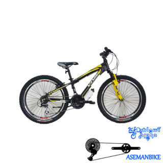 دوچرخه ویوا مدل پونتو سایز Viva Punto 26