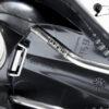 زین فیزیک مدل ویتس Fizik Saddle Vitesse black glossy white