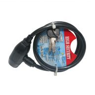 قفل کابلی اسپیرال لاک 1000*8 میلیمتری Cable Lock