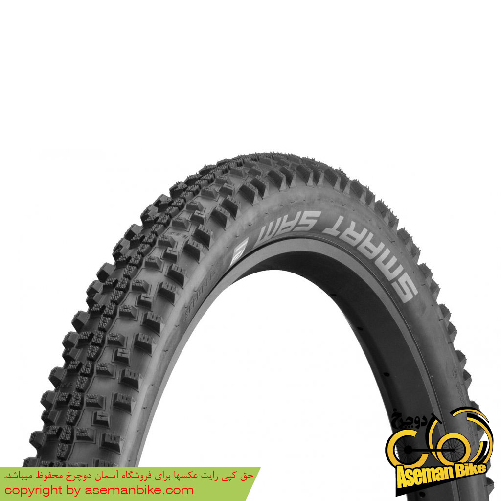 لاستیک کوهستان شوالب Schwalbe Tire Smart Sam Performance 26x2.25