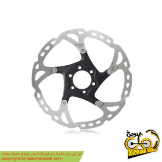 روتور دیسک دوچرخه شیمانو دیور ایکس تی Shimano Rotor Disc DEORE XT 180M-SM-RT76 6-BOLT