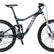 دوچرخه کوهستان جاینت مدل ترنس سایز 27.5 Giant Trance 27.5 4 2014