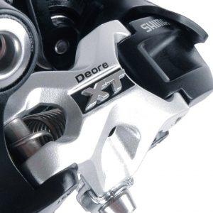 شانژمان دوچرخه کوهستان شیمانو ایکس تی آر دی-ام 771 9 سرعته Shimano XT RD-M771