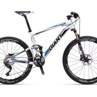 دوچرخه کوهستان جاینت مدل انتم Giant Anthem X Advanced 1 2012