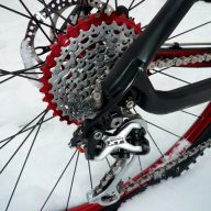 شانژمان دوچرخه کوهستان شیمانو مدل ایکس تی آر دی-ام 772 9 سرعته Shimano XT RD-M772