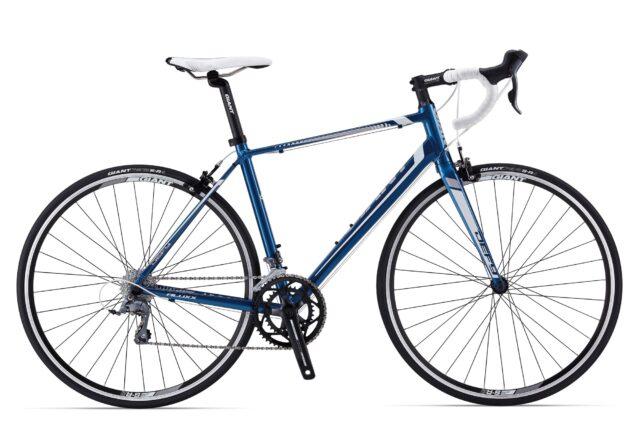 دوچرخه جاده جاینت مدل دیفای Giant Defy 4 Compact 2014