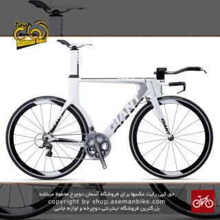 دوچرخه کورسی جاده تایم تریل جاینت مدل ترینیتی ادونسید اس ال 1 ۲۰۱۲ سه گانه GIANT Bicycle TRINITY ADVANCED SL 0 2012