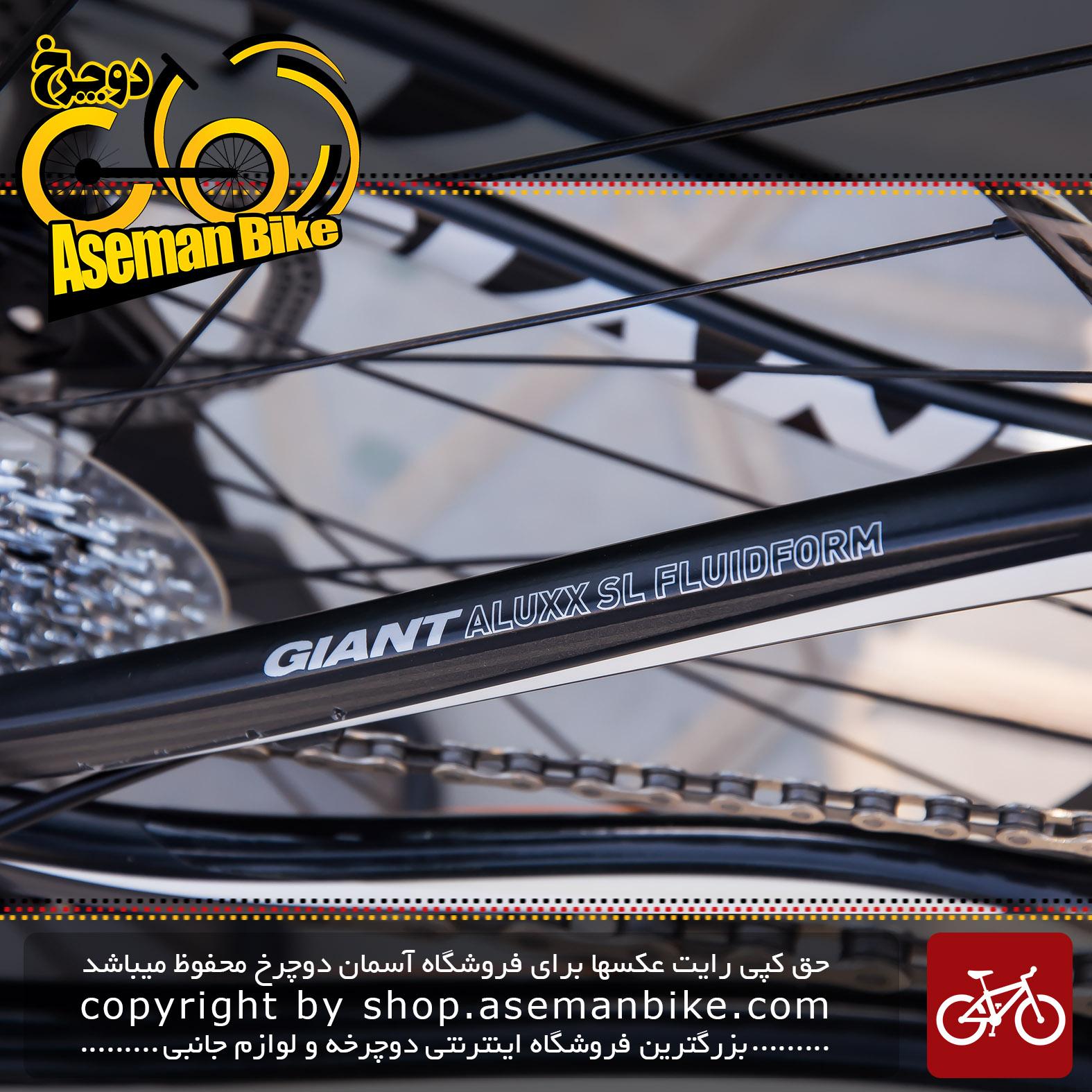 دوچرخه کوهستان جاینت مدل انتم Giant Anthem X Advanced 2 2012