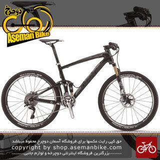 دوچرخه دو کمک 4 اینچ فوق حرفه ای کوهستان کربن جاینت مدل انتم ادونس اس ال 0 Giant Anthem X Advanced SL 0 2012