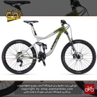دوچرخه فری راید کوهستان جاینت مدل رین ایکس 0 2012 Giant Bicycle Reign X 0 2012
