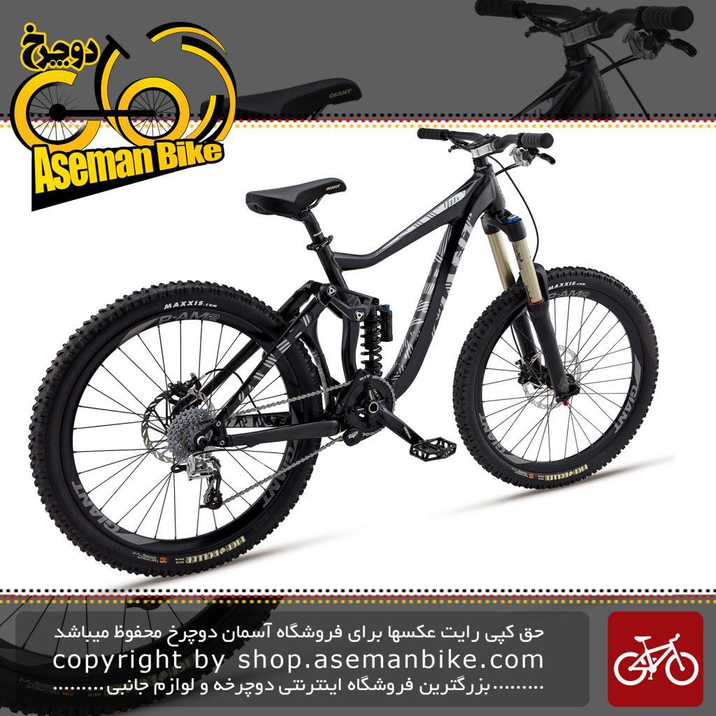 دوچرخه کوهستان فری راید جاینت مدل فیت 0 سایز تایر 26 Giant Faith 0 Freeride Full Suspension Size 26 2012