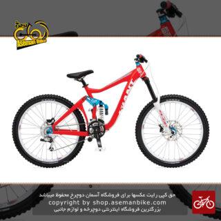 دوچرخه دو کمک کوهستان سبک آزاد با بازی 7 اینچ جاینت مدل فیت 1 2011 Giant Bicycle Faith 1 2011