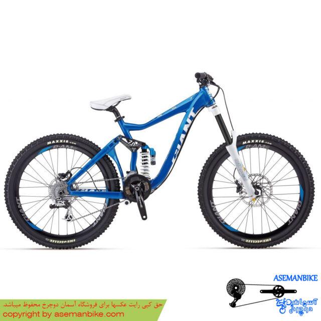 دوچرخه کوهستان جاینت مدل فیت Giant Faith 1 2012