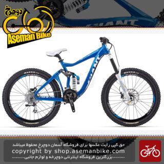 دوچرخه کوهستان فری راید جاینت مدل فیت 1 سایز تایر 26 Giant Faith 1 Freeride Full Suspension Size 26 2012