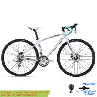 دوچرخه جاده جاینت مدل اینوایت 2 Giant Invite 2 2015